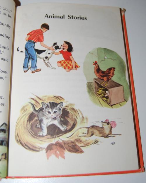 Ginn fun & fancy vintage reader 7
