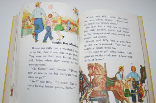 Ginn rainbows & ranches vintage reader 6