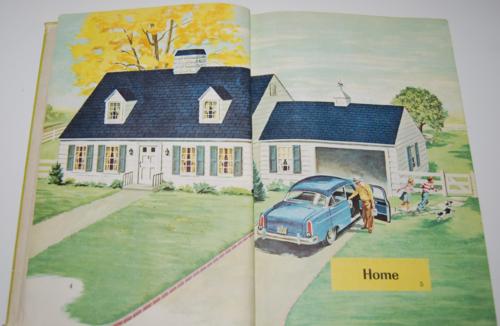 Ginn the little white house vintage reader 3