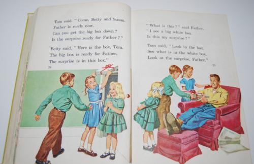 Ginn the little white house vintage reader 4