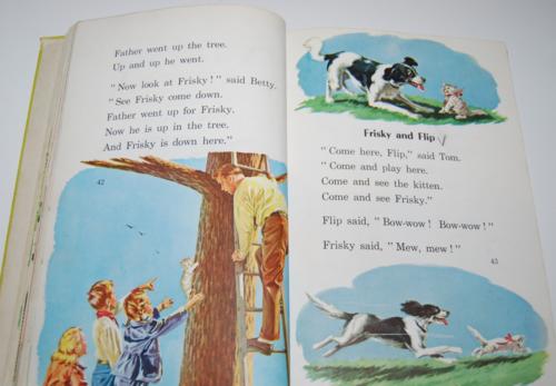 Ginn the little white house vintage reader 13
