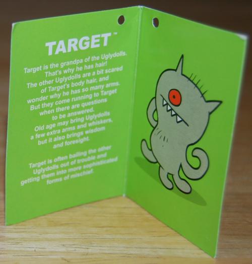 Uglydolls target book 2