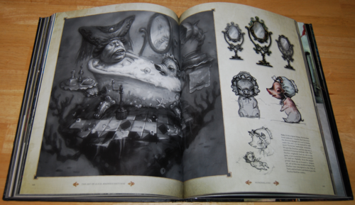 The art of alice madness returns book 8