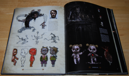 The art of alice madness returns book 12