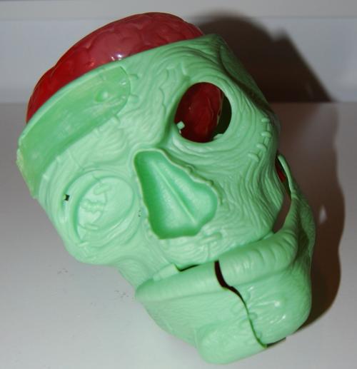 Doctor dreadful zombie lab 8
