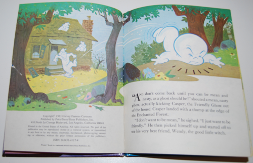 Casper & wendy vintage wonder book 2