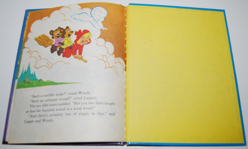 Casper & wendy vintage wonder book x