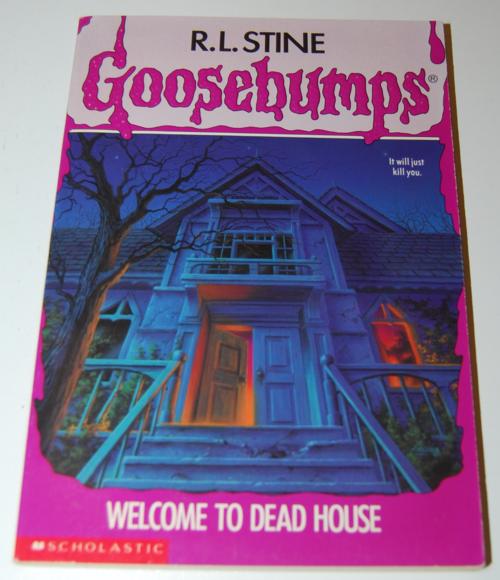 Goosebumps scholastic books 11