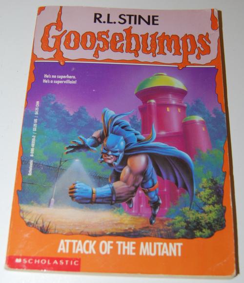 Goosebumps scholastic books 14