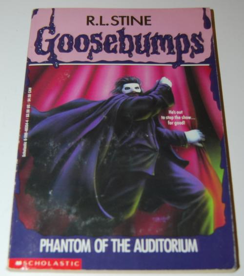 Goosebumps scholastic books 15