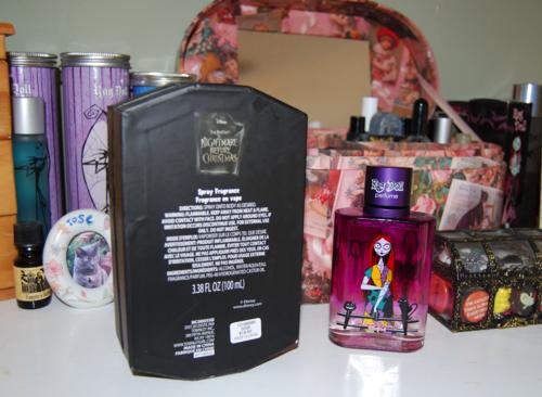 Ragdoll perfume x