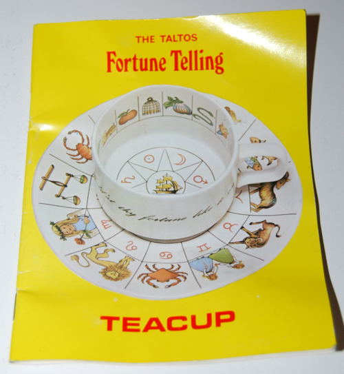 The taltos fortune telling teacup
