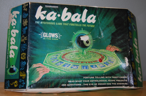 Kabala game transogram 1