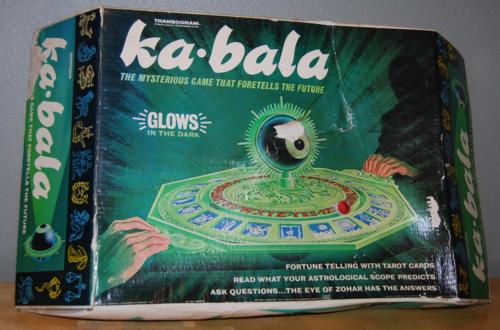 Kabala game transogram 1