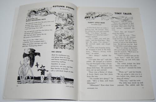 Jack & jill november 1948 1