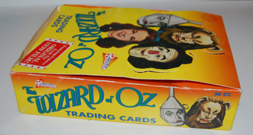 The wizard of oz trading cards 1