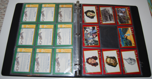 Wizard of oz trading cards 4
