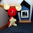 a dollhouse