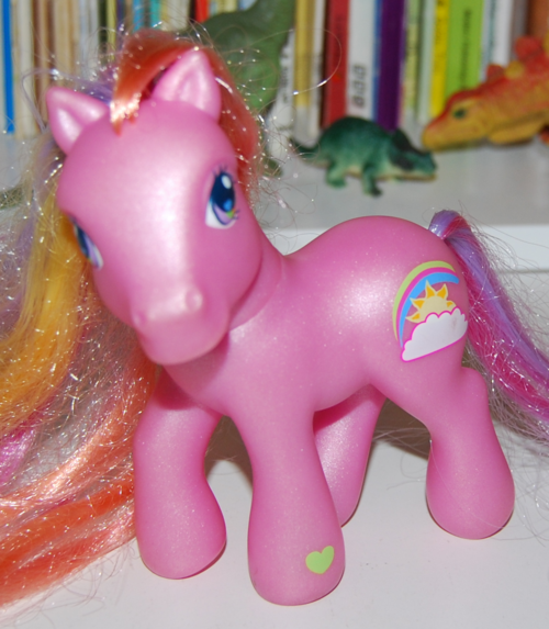 My little pony toys 2