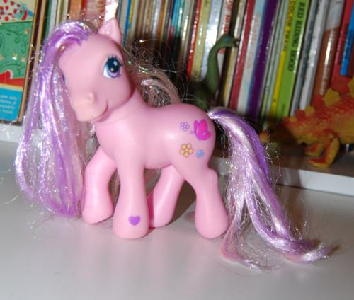 My little pony toys 4