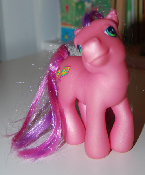 My little pony toys 12