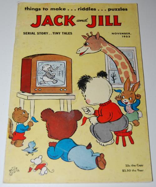 Jack & jill november 1953