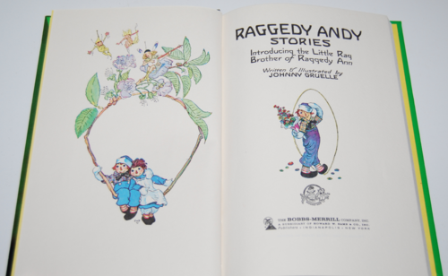 Raggedy andy stories 1