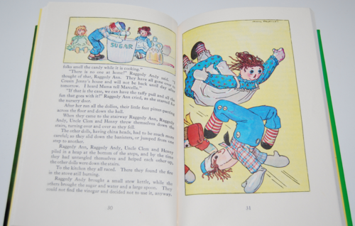 Raggedy andy stories 6