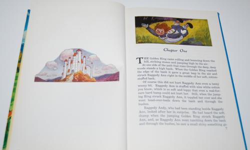Raggedy ann in the snow white castle 3