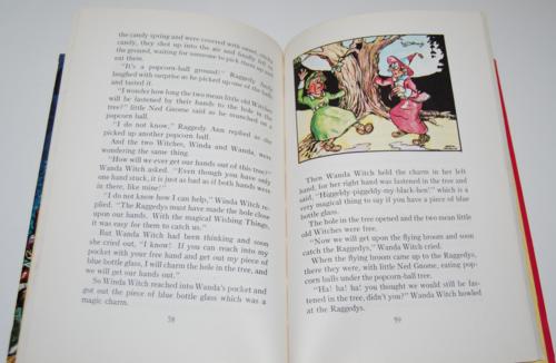 Raggedy ann & the wonderful witch 7