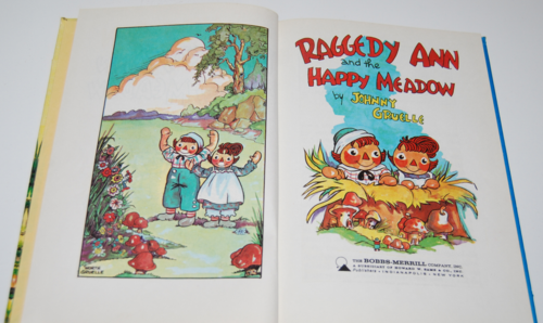 Raggedy ann & the happy meadow 1