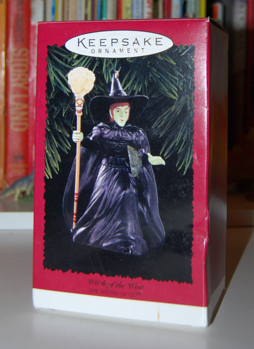 Wizard of oz keepsake ornaments