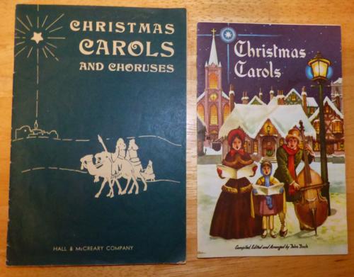 Vintage carols