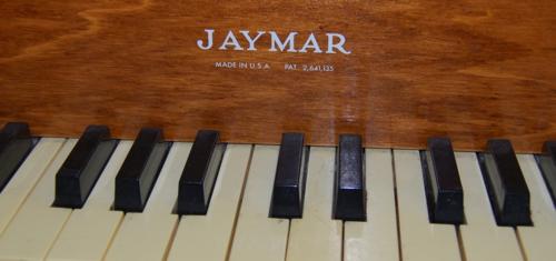 Vintage jaymar toy piano x