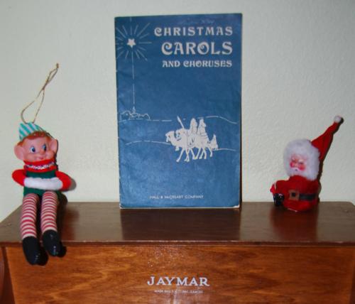 Vintage jaymar toy piano 4