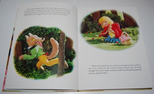 Little red riding hood book 3
