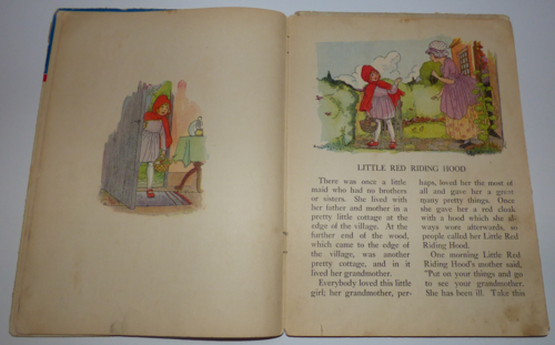 Little red riding hood 4