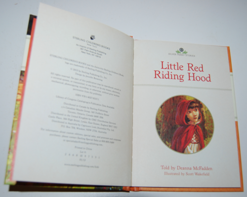 Little red riding hood silver penny stories 1