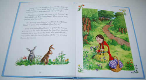 Little red riding hood paragon books 3