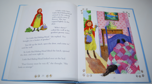 Little red riding hood paragon books 5