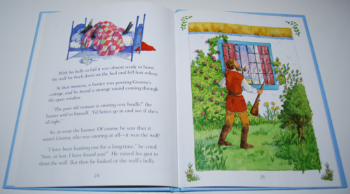 Little red riding hood paragon books 7