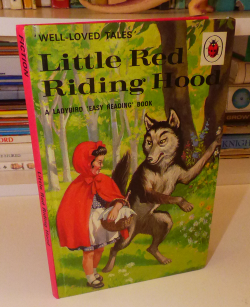 Little red riding hood books 14