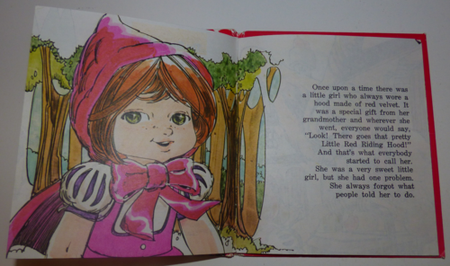 Little red riding hood books 8