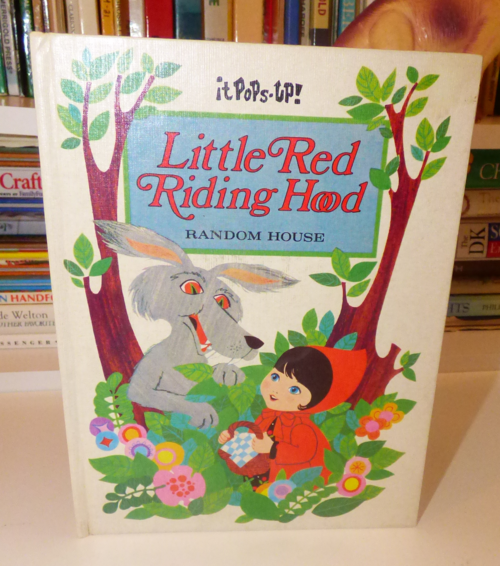 Little red riding hood books 23