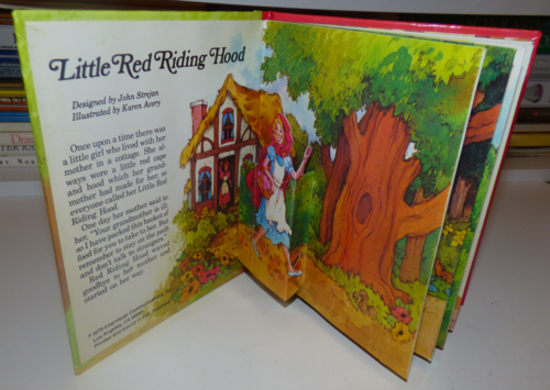 Little red riding hood books 11