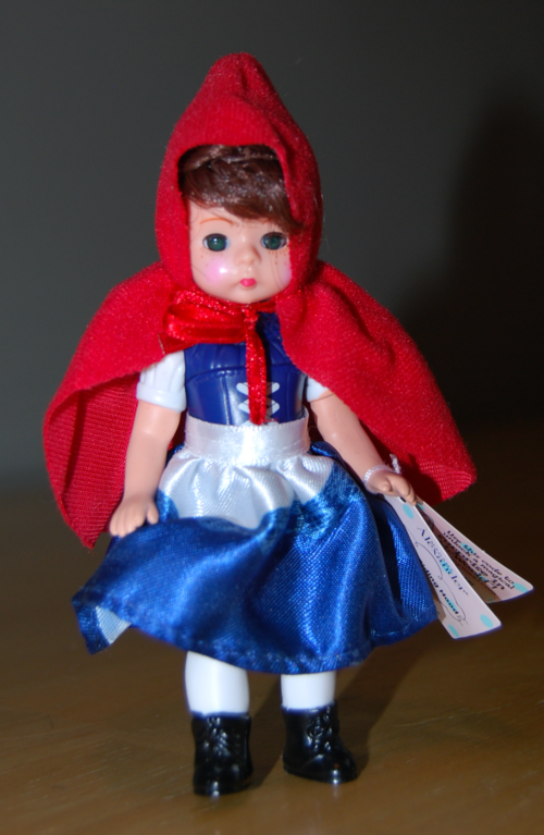 Little red riding hood madame alexander 2