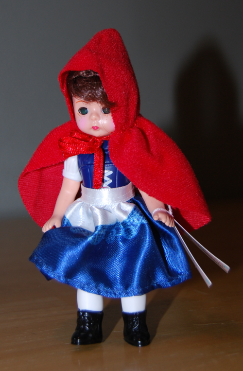 Little red riding hood madame alexander