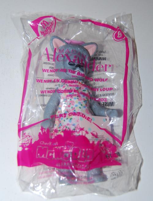 Madame alexander doll mcd 10
