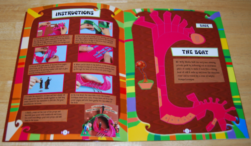 Charlie & the chocolate factory activity book 2