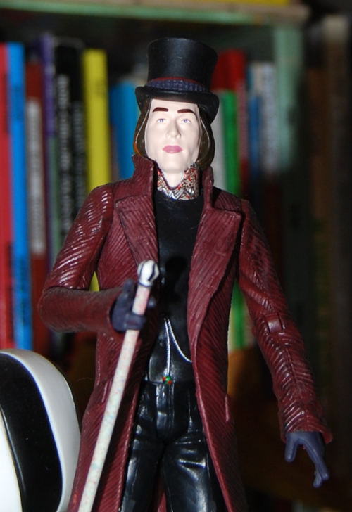 Willy wonka figure 1